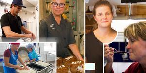 Ljusdal är den hälsingekommun som har flest deltagare, fem stycken, när SM i mathantverk avgörs i Högbo bruk i nästa vecka.