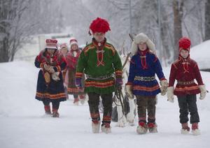 I Sverige har flera kulturer alltid levt sida vid sida, även om majoritetskulturen genom historien på många sätt har förtyckt minoriteterna. Samerna är Sveriges ursprungsbefolkning.