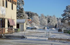 Avgränsningen vid Bobergsgymnasiet ger inget välkomnande intryck och bör åtgärdas enligt en av ansökningarna till Boverket.