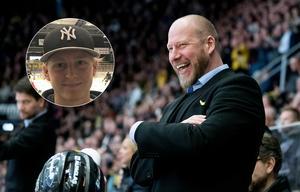 Sportchef Patrik Zetterberg är mer än nöjd med att  backtalangen Calle Ehrnberg valde VIK.