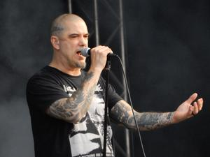 Phil H. Anselmo & the Illegals. Foto: Janne Mattsson.