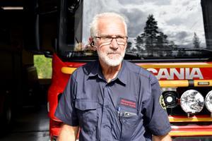 Räddningschef Jan-Olov Olsson.