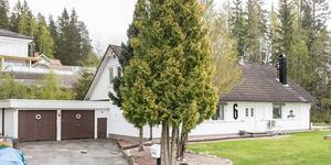 Mest klickat är det vita huset i Fagersta. Foto: Utsikten Foto