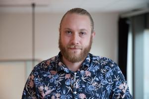 Lars Greger (MP), politisk sekreterare, Östertälje, 33 år.