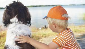 Att vara stödfamilj är en värdefull insats. Foto: Anders Järkendal.