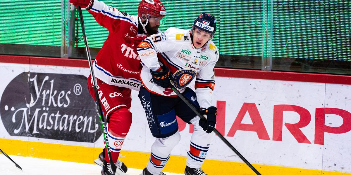 Växjö vann stort mot Timrå – så var matchen