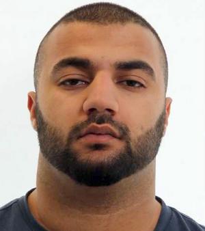 Ali Hassan från Västerås är efterlyst av polisen.