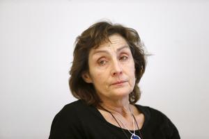 Marie Lundberg ser en ökning av våldtäktsanmälningar. Men ökningen har skett i samband med förändringar i sexualbrottslagstiftningen och stora insatser från polisens sida. Foto: Arkiv/Anders Sjöberg