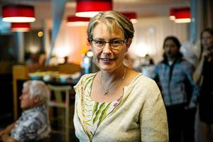 Oppositionsrådet Anna-Britta Åkerlind(C).