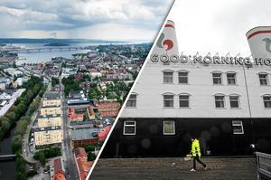Hotellbåten Astoria har förstört Sundsvalls stadskärna, menar signaturen James. Bild: Jan Olby & Eva-Lena Olsson