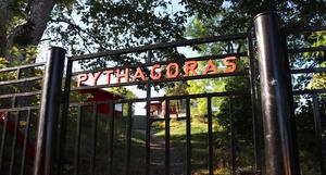 Motorfabriken Pythagoras är idag ett industrimuseum.