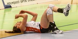 Lindesberg Volley åkte på en oväntad förlust mot nästjumbon Värnamo.
