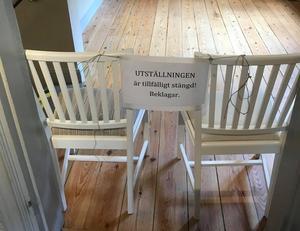 Torekällberget har infört entréavgift – och stängt igen museiutställningen. Foto: Privat