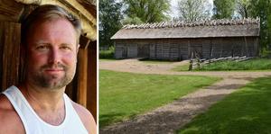 Nu går det att anmäla sig till en visning av Rackebyladan i Fornbyn där byggnadsantikvarier Robin Gullbrandsson berättar om såväl byggnadstekniken som ladan i sig.
