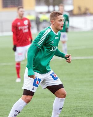 Nikita Kashaev gjorde sitt första Bragemål mot sina landsmän i FC Ural.