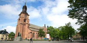Att värna Faluns status som världsarv gynnar stadens invånare mer än en jätteservering på Stora torget. Foto: Mikael Hellsten