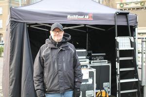Mikael Gottberg, Musikevent AB