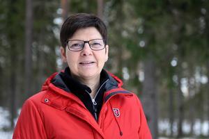 – Det som jag ser som det allvarligaste är att vi får inte de nödvändiga ägarskiftena på gårdarna som finns i dag, säger Gunilla Kjellsson, ordförande i LRF Västernorrland.