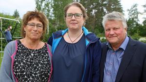 Eva-Britt Boij, Maria Nordkvist och Bengt-Arne Baben Persson känner att Alliansen inte fungerar då de känner sig