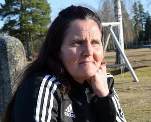 Maria Granberg, Vansbro AIK-veteran.