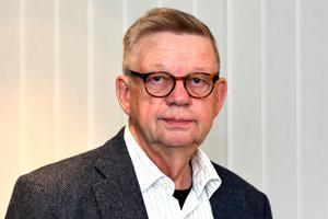 Lennart Helsing, pressansvarig på Trafikverket Region Mitt.  Foto: Hanna Wallén
