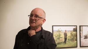 Lars Berglund (V). Foto: Arkiv