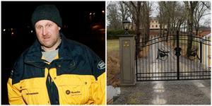 Christian Nielsen, här i nattvandrarjacka för några år sedan, blir Vårdingerådets sista ordförande. I samma veva som föreningen läggs ner fick den en av sina större framgångar i och med länsstyrelsens beslut att grinden vid Långbro gård måste bort.