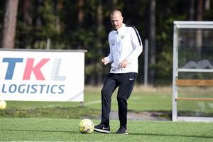 Andreas Brännström, tränare i J-Södra.