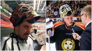 Jocke Eriksson och Tomi Karhunen.