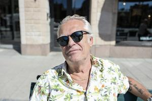 Jan Davidsson, 70 år, pensionär, Sundsvall.