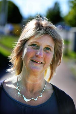 Karin Örjes (C), nytt kommunalråd med månadsarvode på 53 520 kronor.