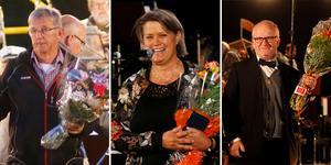 Christer Sahlin, Agneta Kumlin och Tjalle Forsberg har tidigare tilldelats utmärkelsen Salaambassadör.
