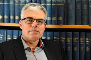 Fredrik Skoglund, chefsåklagare. Foto Kjell Jansson