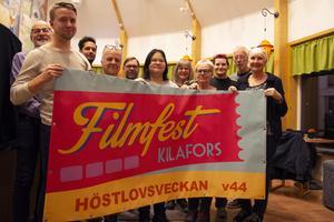 På tisdagen träffades gruppen som planerar Filmfesten. Den 31 oktober drar årets upplaga igång.