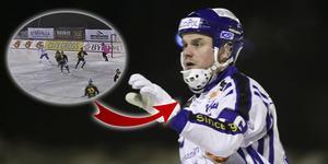 Foto: Sören Andersson/TT och Skärmdump/Bandyplay