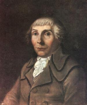 Karl Philipp Mortiz, målning av Karl Franz Jacob Heinrich Schumann från 1791.