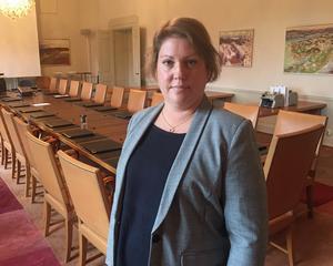 Valgeneralen på länsstyrelsen, Ulrica Åsberg, är redo inför valdagen.