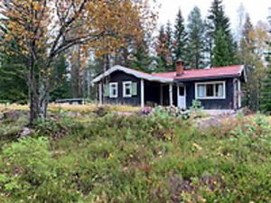 Fritidshus i Äppelbo, i Malungs kommun. Foto: Mia Jonsson, /Länsförsäkringar Fastighetsförmedling Malung-Sälen
