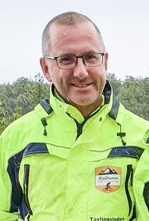 """""""Olyckor ska inte hända, men det är fort att det gör det,"""" säger tävlingsledaren Magnus Rydhult. Foto: Arkivbild"""