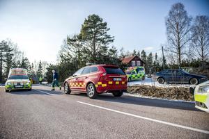 Falu, Rättvik, Säters och Gagnefs kommuner har gått med i ett samverkansprojekt som bland annat gör att räddningstjänstens IVPA-bilar ska skickas ut på fler larm. Foto: Niklas Hagman/Arkiv