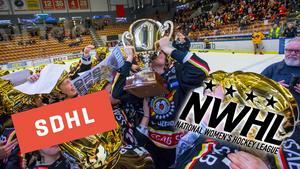 SDHL och NWHL har kommit överens om starten av Champions Cup.