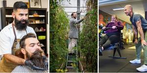 Barbershop, trädgårdsdesign och personlig träning - här är Skaraborgs nya företag