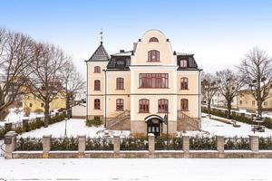 Villa Svea är ett välbekant hus i Kumla. Foto: Kristian Pettersson/SE 360