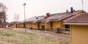 Sjöängens förskola har stått tom några år, sedan det byggdes en ny förskola i Funäsdalen. Nu blir det sex lägenheter här.