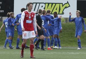 Samuel Gussman kliver in i truppen inför Sandivikens Bortamatch mot Linköping City.