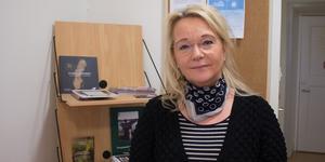 Carina Eriksson är näringslivsutvecklare på Sala kommun.