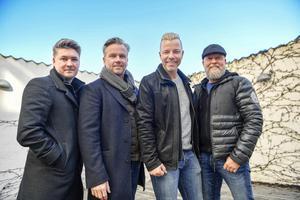 Arvingarna är med på årets Diggiloo-turné som gör ett stopp i Skule.