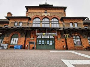 Avesta kommun köpte Krylbo stationshus år 2013.