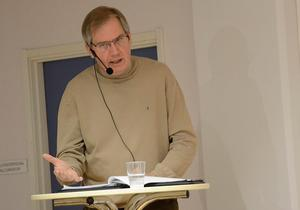 Sven Karlsson från Nätverket Lindekultur har vunnit biljetter till Folk och kultur.