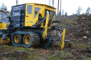 Namnet på den nya maskinen blev PlantmaX.